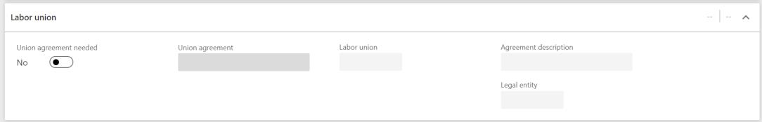 Labor unit