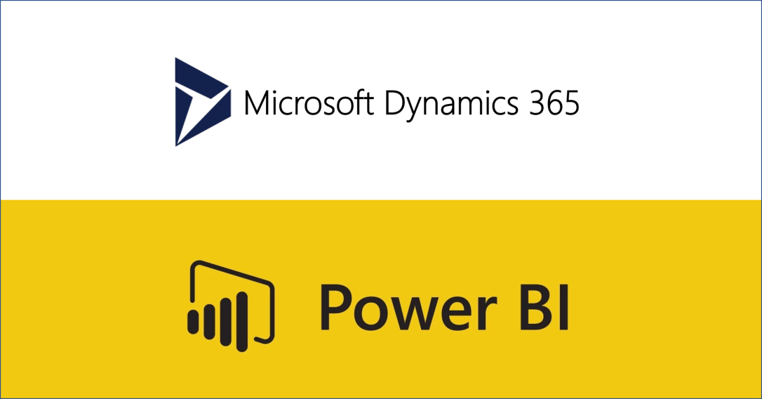 Logo PowerBI et Dynamics 365